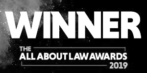 Winner All About Law Award