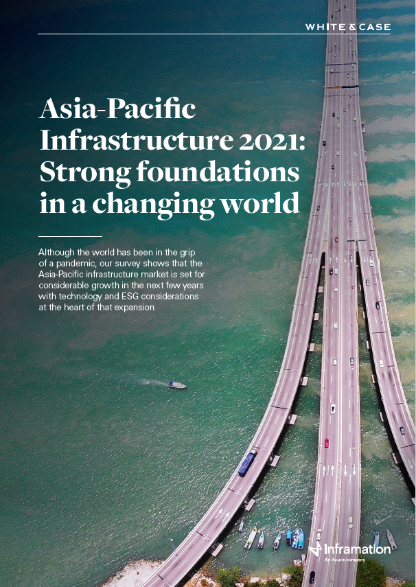 Asia-Pacific Infrastructure 2021: Strong foundations in a changing worldthumbnail