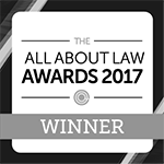 All About Law Awards Winner