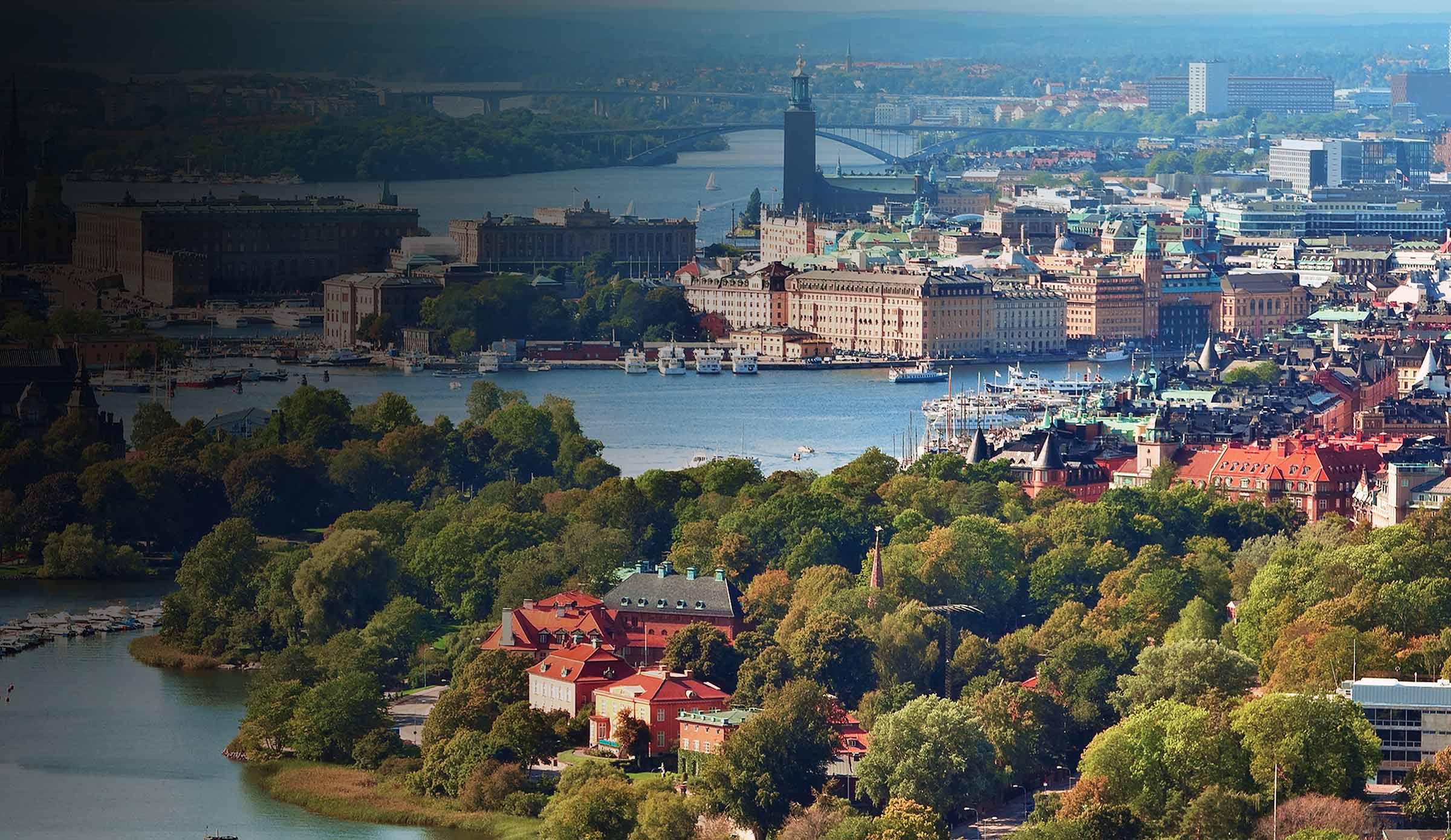 A Weekend Trip to Swedens Idyllic Islands   Vogue