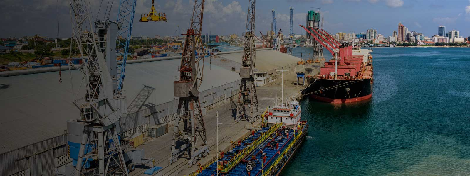 Sustainability in Africa's maritime industry