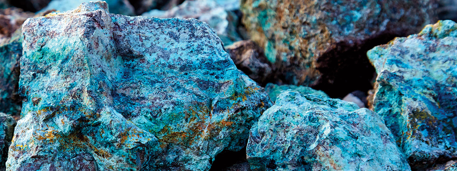 Copper Ore Mining & Metals