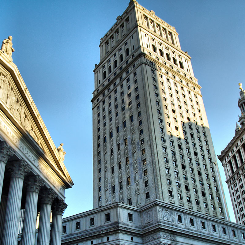 New York Court House