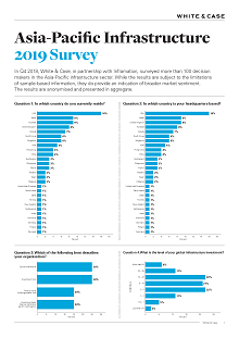 Asia- Pacific Infrastructure 2019 Survey in English