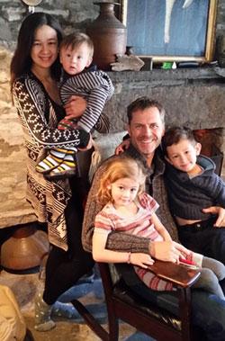 Yvette Rodriguez family