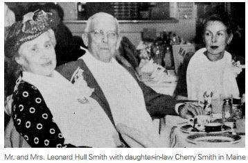 Leonard Hull Family