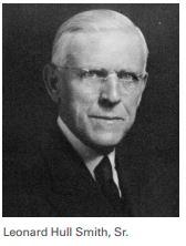 Leonard Hull Smith, Sr.: A Pillar of White & Case