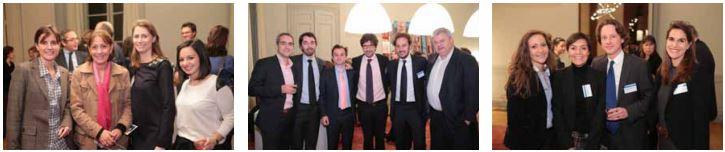 Alumni Cocktail Party in Paris