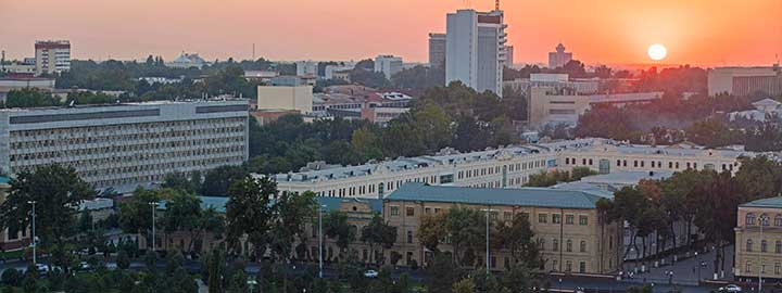 White & Case Opens New Office in Uzbekistan