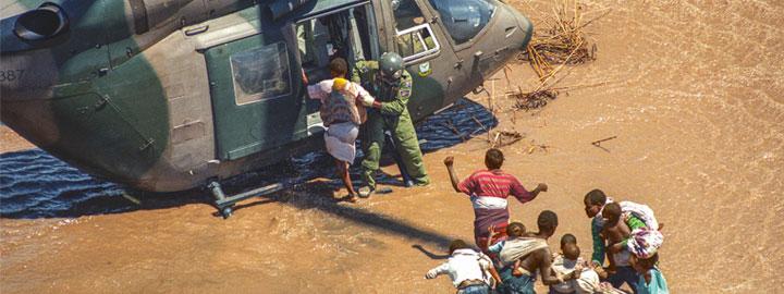 A global framework for managing disaster risk