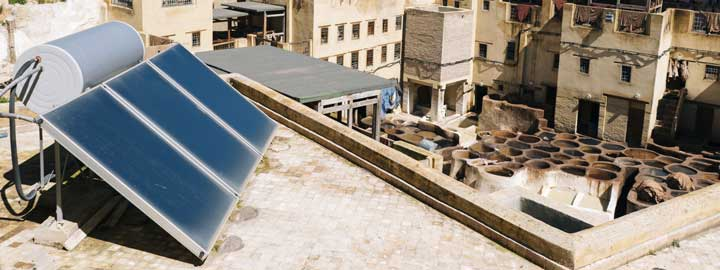 Renewable energy in Africa in the era of climate change