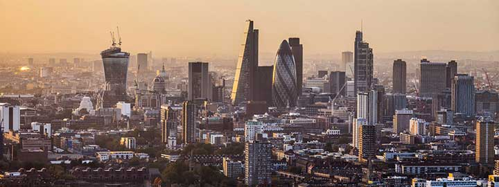 London calling: Investing in commercial real estate