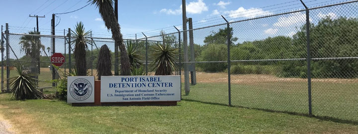 A Week in the Detention Center