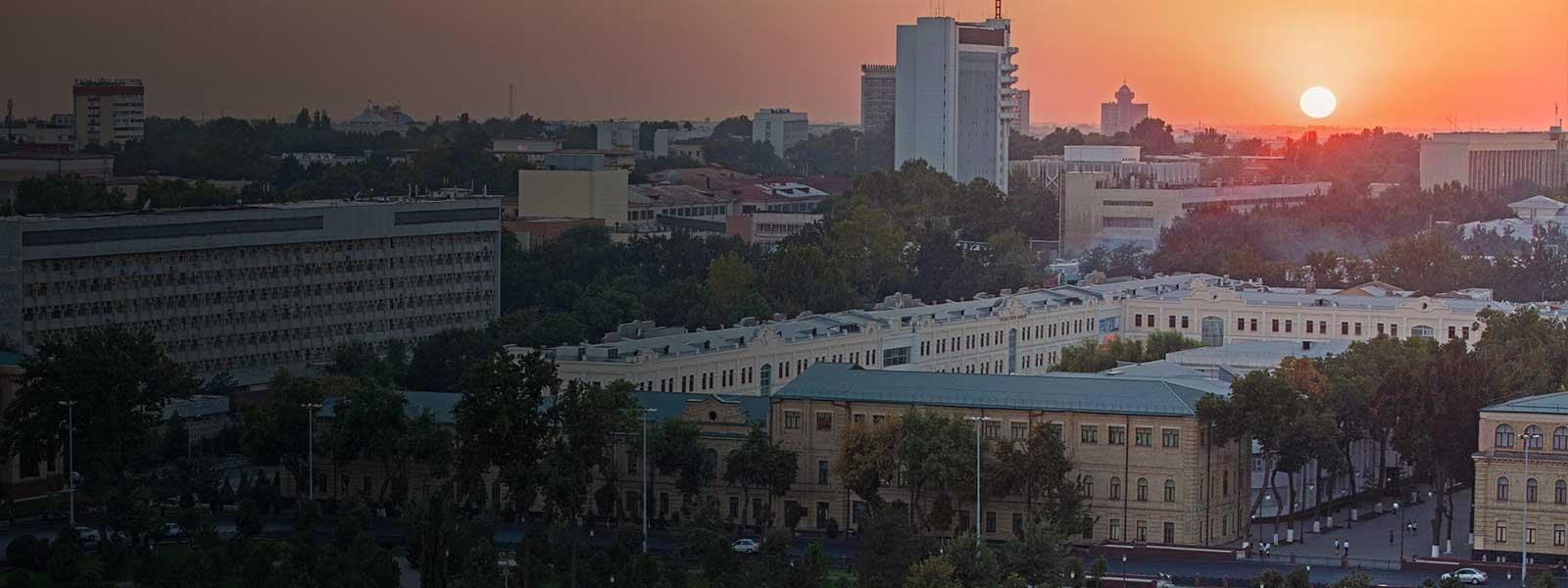 White & Case Opens New Office in Tashkent, Uzbekistan