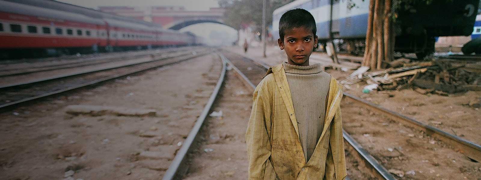 Volunteerism & Charitable Contributions Off the rails hero
