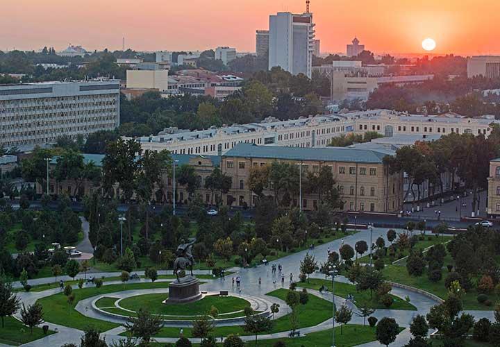 Tashkent mobile image
