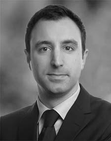 Julien Payré, Legal Counsel for Novartis
