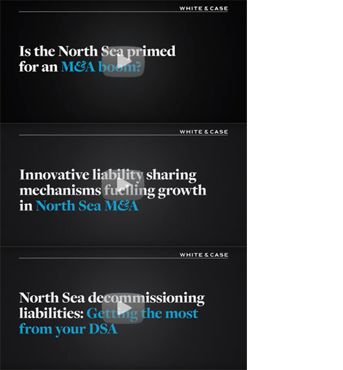 North Sea primed for an M&A boom videos