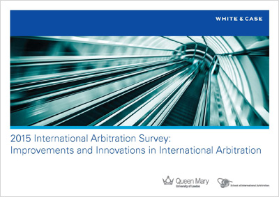 QMUL 2015 International Arbitration Survey - Full PDF