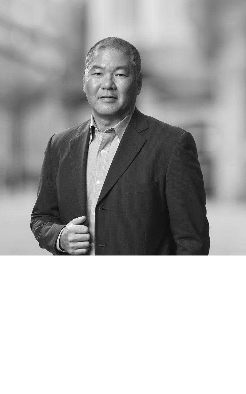 Gerald Fujii