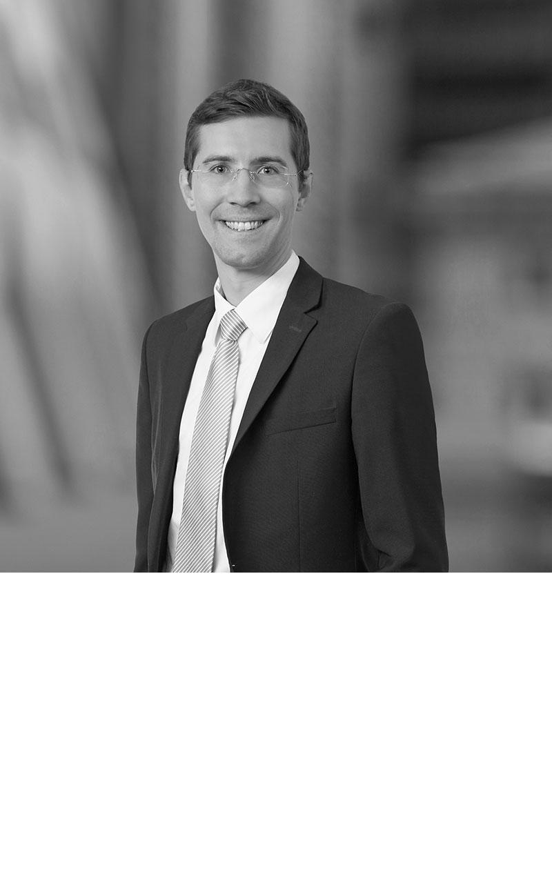 Dr. Moritz Kriegs