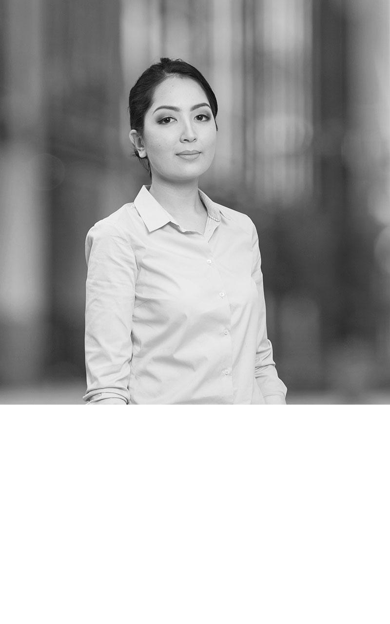 Dina Utibayeva