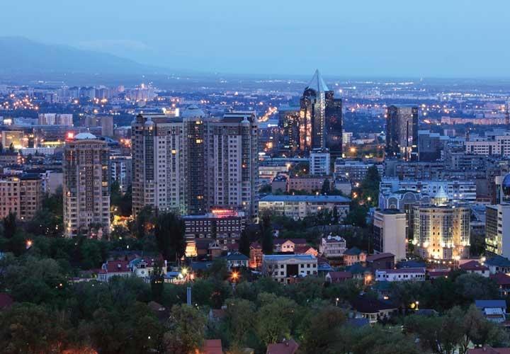 Almaty White & Case