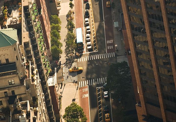 Real estate rises higher on megadeal surge