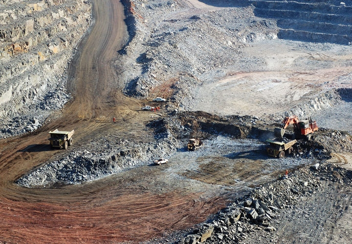 Resolving disputes in Africa's mining sector