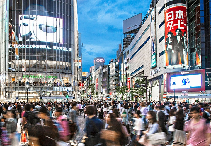 Japan: Big Data and the big reveal